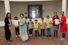 Winners of CCF International Painting Competition