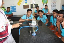 To measure the temperature of water after certain intervals